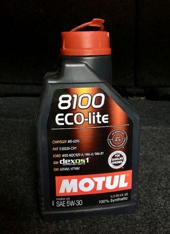 Моторное масло Motul 8100 Eco-lite 5W-30 1 литр