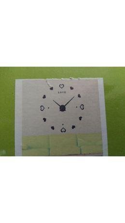 Relógio de parede 3D grande ( Diâmetro 120 cm ) autocolante