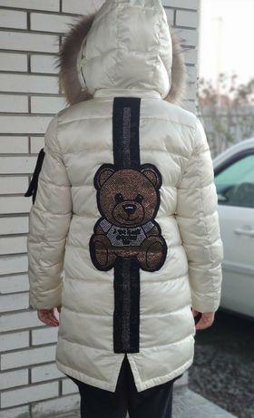 Пальто зимове дитяче