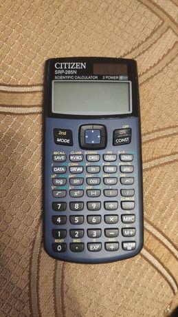 Калькулятор научный Citizen (SRP-285N)