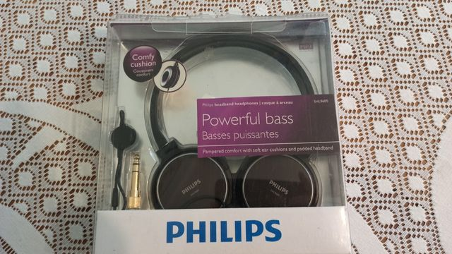 Słuchawki Philips SHL9600