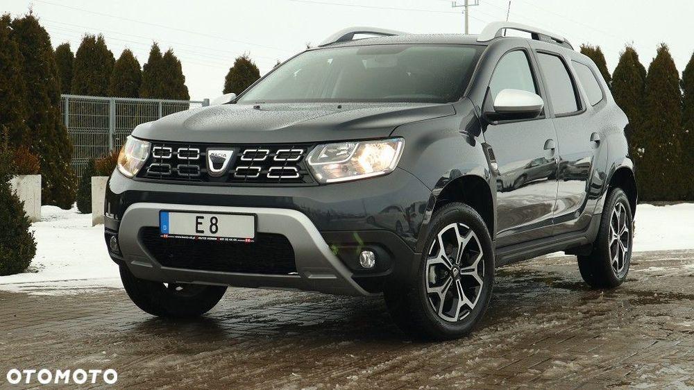 Dacia Duster 1.3 TCe Navi Kamera Klimatronik Gwarancja !!! Słupca - image 1