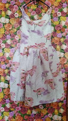 Праздничное платье 9-13 лет.