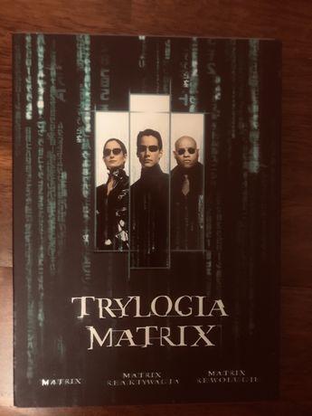 Matrix Trylogia DVD