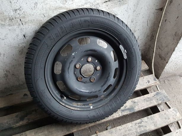 Felga stalowa Mercedes R15 5x112 5JX15H2 ET 44 centr 66,5mm