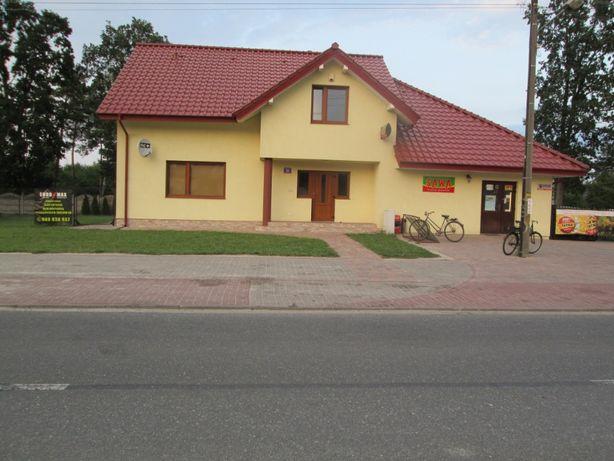 Noclegi, kwatery. Blok Dobryszyce k/Radomska, Padav, blisko bud. autos