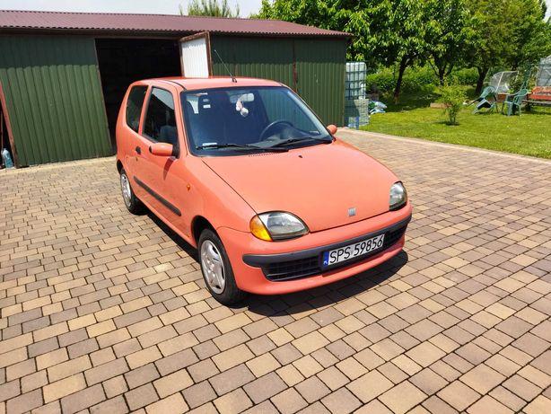 Fiat Seicento 0.9 przebieg 79tyś