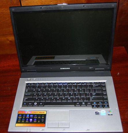 Samsung - 15''. ram 4 gb+ ssd встановив сам на 240 гіг
