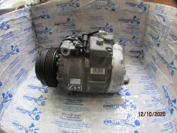 Compressor AC 75BU16C 4472208027 64526915388 BMW / E46 / 2004 / 330D /