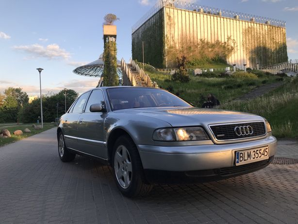 Audi A8 D2 3.7 Quattro Zamiana/Zamienię