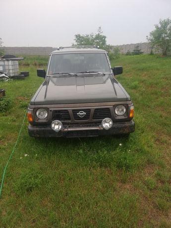Nissan Patrol y60 Long Klima