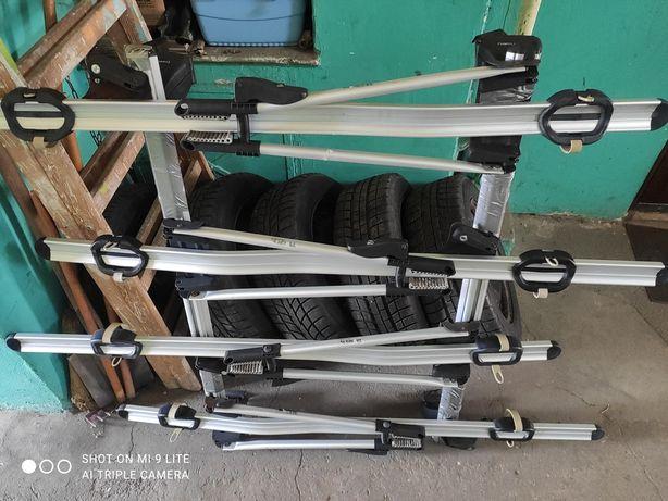 Bagażnik dachowy na 4 rowery Seat Altea