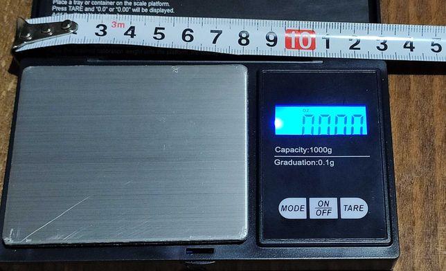 Весы ювелирные до 1 кг