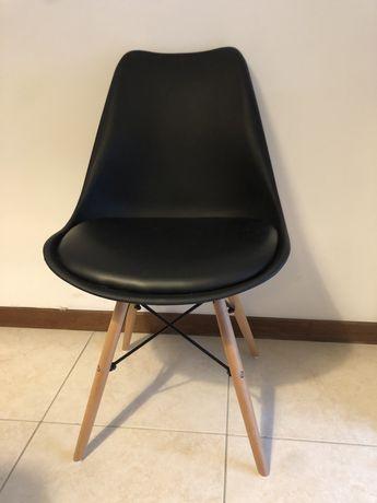 Cadeiras estilo nórdico