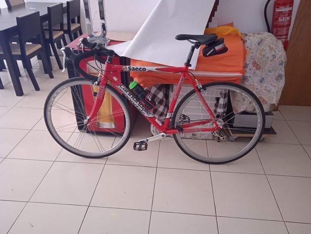Bicicleta cannondale cadd5 tamanho 51