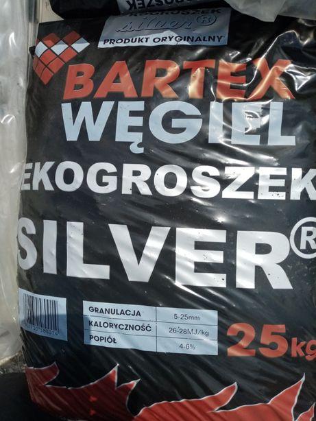 polski ekogroszek wysoka jakość, Bartex SILVER, Gold, Rubin