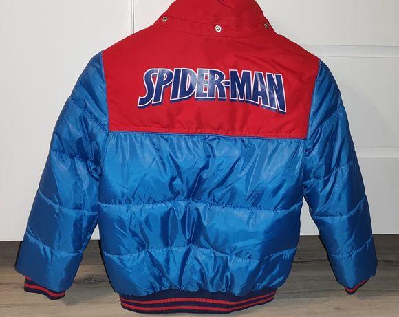 Kurtka Spider Man dla chłopca