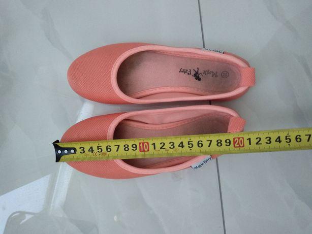 Сменка туфельки 33 размер