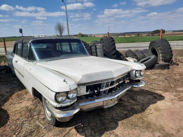 2 x Cadillac fleetwood limo 1963