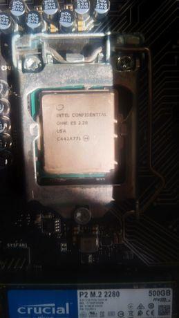 Intel core i7  2.2 инженерный (QH8E)