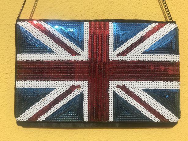 Pochette/Clutch Pepe Jeans Bandeira Inglaterra