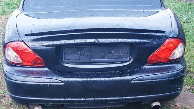 Jaguar X Type klapa tył światła PEC wahacze
