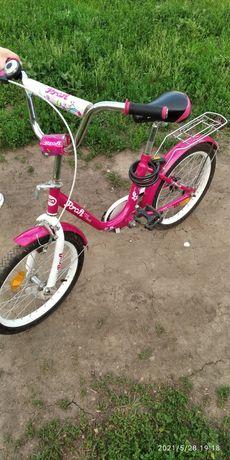 Велосипед для девочек 6-9 лет