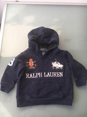 Bluza Polo Ralph Lauren na 9/12 miesięcy, oryginalna stan bdb