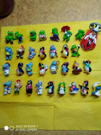 Продам коллекцию игрушек киндеров