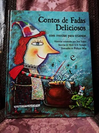 Livro Conto de fadas deliciosos