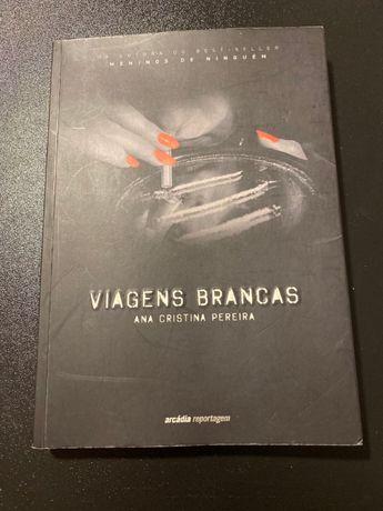 Livro Viagens Brancas