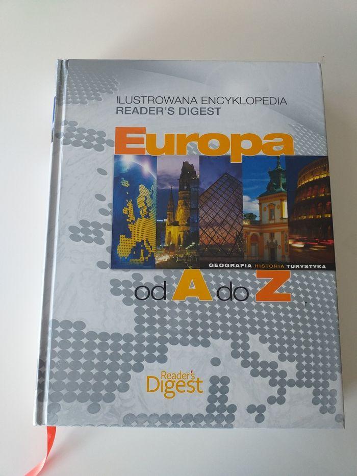 Ilustrowana Encyklopedia Europy Włocławek - image 1