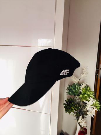 Nowa czapka 4F, black - (kolekcja męska, kolekcjonerska)