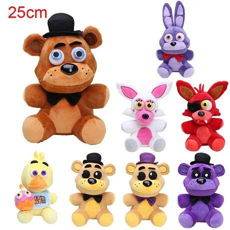 Мягкие игрушки Пять ночей с Фредди, fnaf, 25 см
