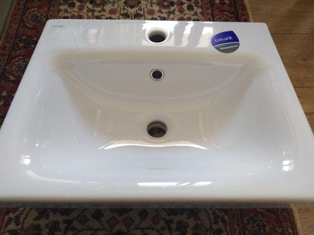 Umywalka Cersanit Moduo 50cm naszafkowa