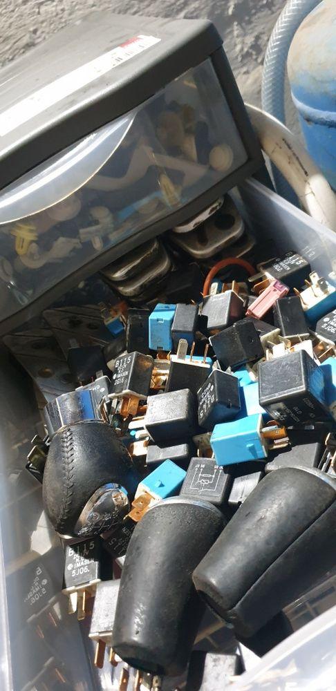 Przekaźnik, przekaźnik klima Mazda 6 3 benzyna diesel Siemianowice Śląskie - image 1