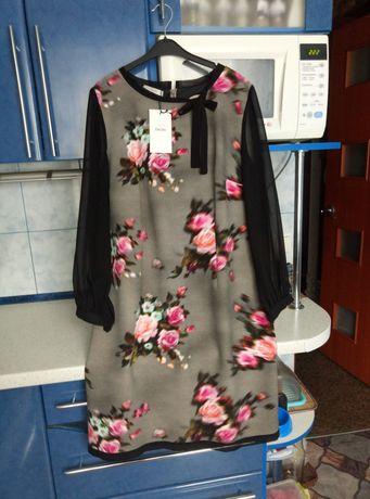 Фирменное платье, р. 50-52