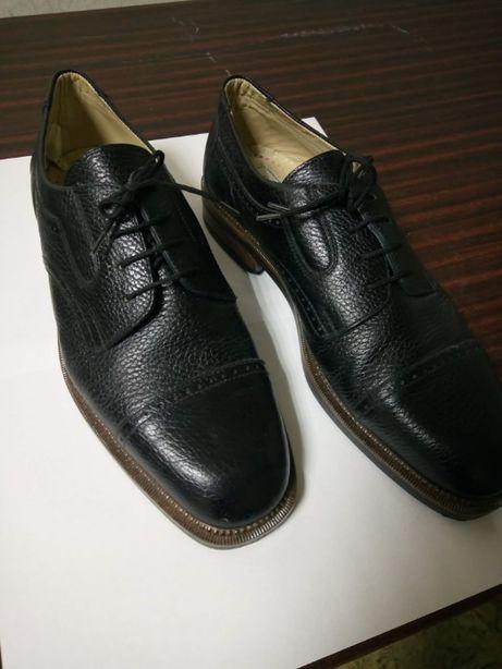 туфли 42-43 размер, кожа, Италия