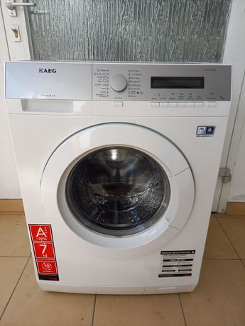 Super pralka firmy AEG  7 kg 1400 obr z dostawą GRATIS
