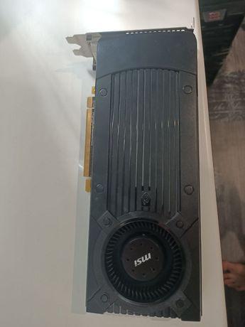 Видеокарта Gtx msi 670 2gb