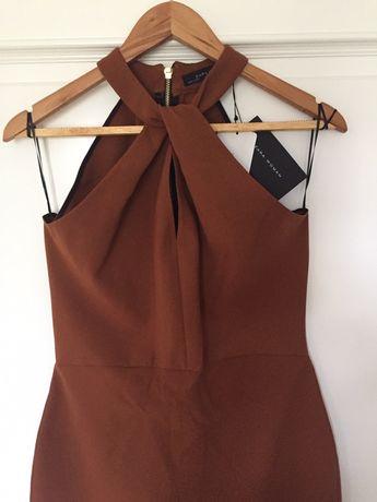 Sukienka nowa z metkami midi Zara M