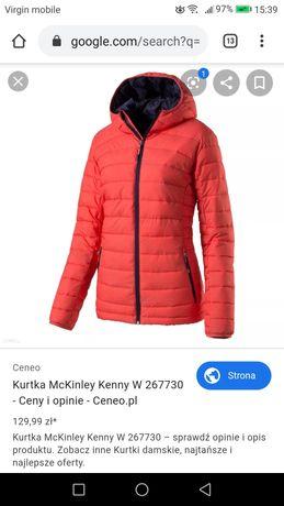 Kurtka Mc Kinley 38 40 Nowa z metkami intersport thinsulate