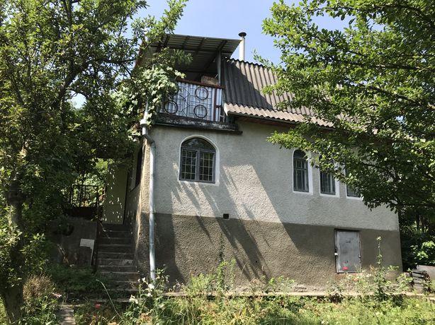 Дачный участок домик