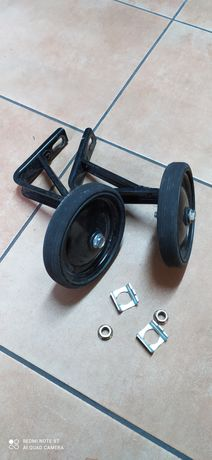 Kółka boczne  do rowerka