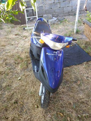 Скутер продам під ремонт
