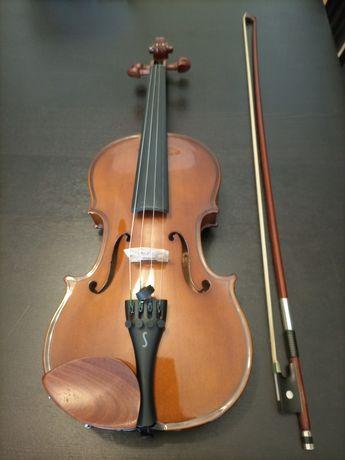 Violino de estudante marca Stentor tamanho 3/4
