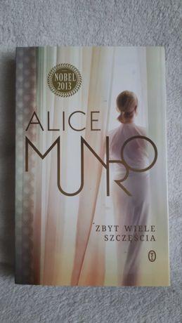 """""""Zbyt wiele szczęścia"""" Alice Munro"""