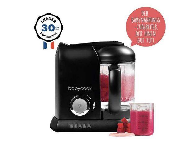 устройство для приготовления детского питания 4в1 BÉABA-Babycook Solo