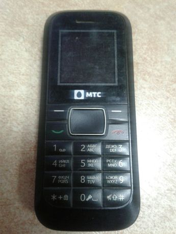 Мобильный телефон мтс, моноблок