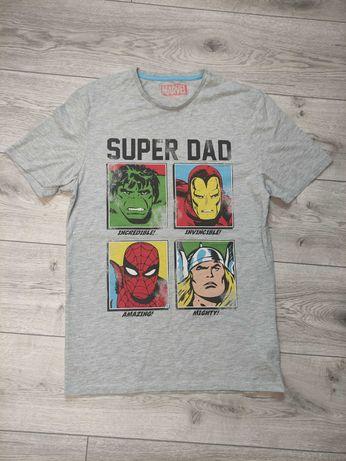 Футболка Marvel Super Dad